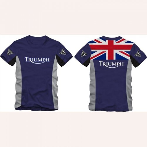 Camiseta All Boy 249 Feminina Triumph - Marinho
