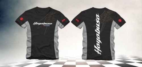 Camiseta All Boy 280 Hayabusa - Preto