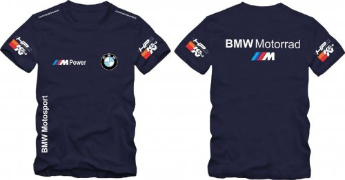 Camiseta All Boy 426 BMW Motorrad Sensation Denin