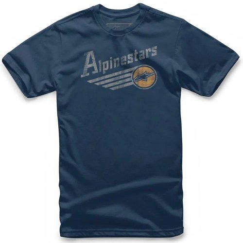 Camiseta Alpinestars Chief Azul