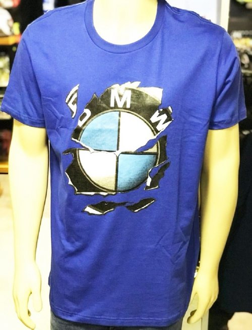 Camiseta BMW Azul