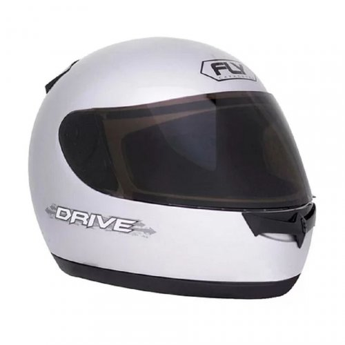 Capacete FLY Drive Branco