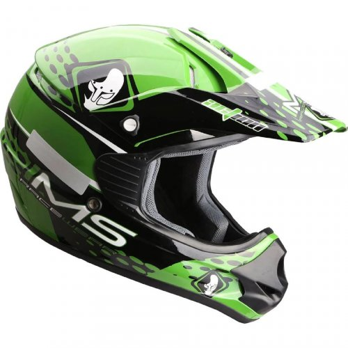 Capacete IMS Action Verde L-60