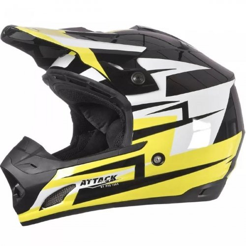 Capacete Pro Tork TH1 Attack Flash