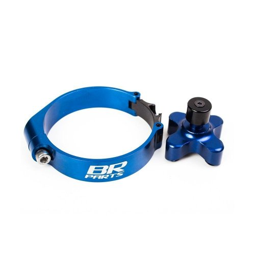 Dispositivo de Largada YZ 85 02-14 53.40MM - Br Parts Azul