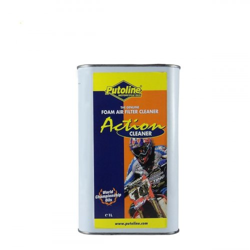 Fluido de Limpeza do Filtro de Ar Putoline Action Cleaner 1L