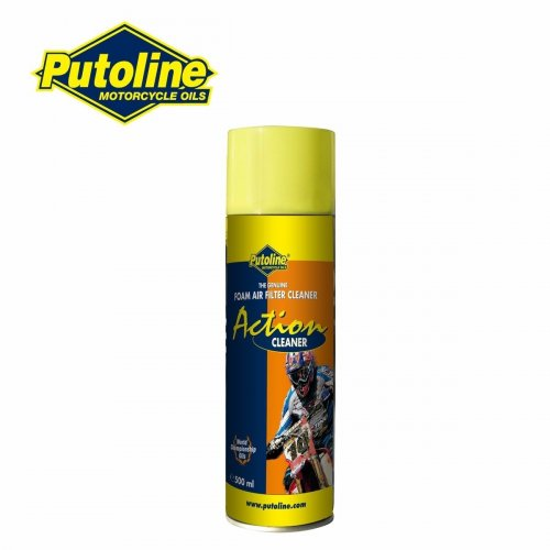 Fluido de Limpeza do Filtro de Ar Putoline Action Cleaner Spray 600ml