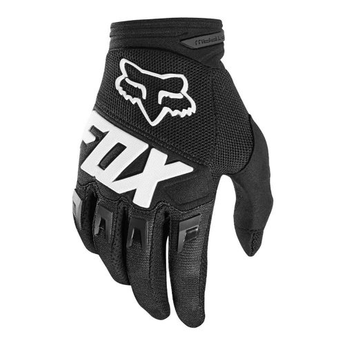 Luva Fox Dirtpaw Race 20 - Preto