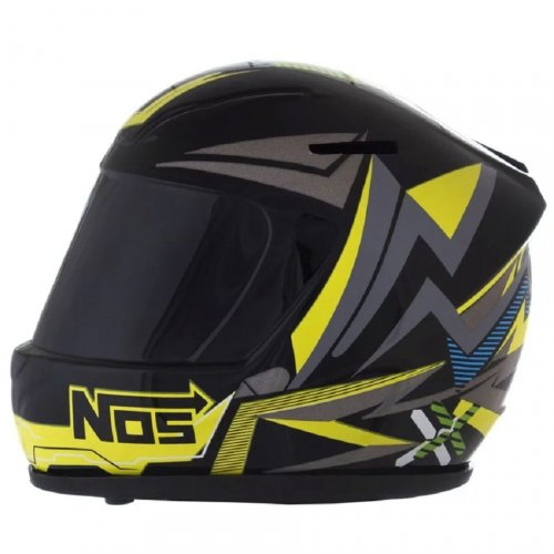 Mini Capacete Pro Tork NOS Abstract