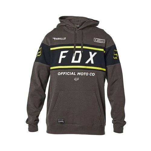 Moletom Fox Official Pullover Fleece